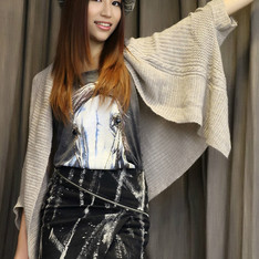 PUAL CE CIN 的 KNITTING & TANK & SKIRT