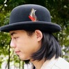 NEW YORK HAT 的 紳士帽