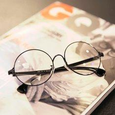 RUBON 的 圓框眼鏡