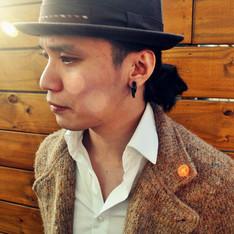無品牌 的 耳環 帽子