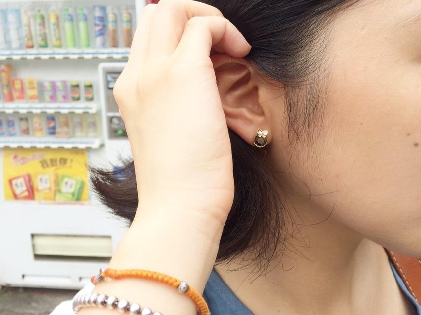 無品牌 的 耳環