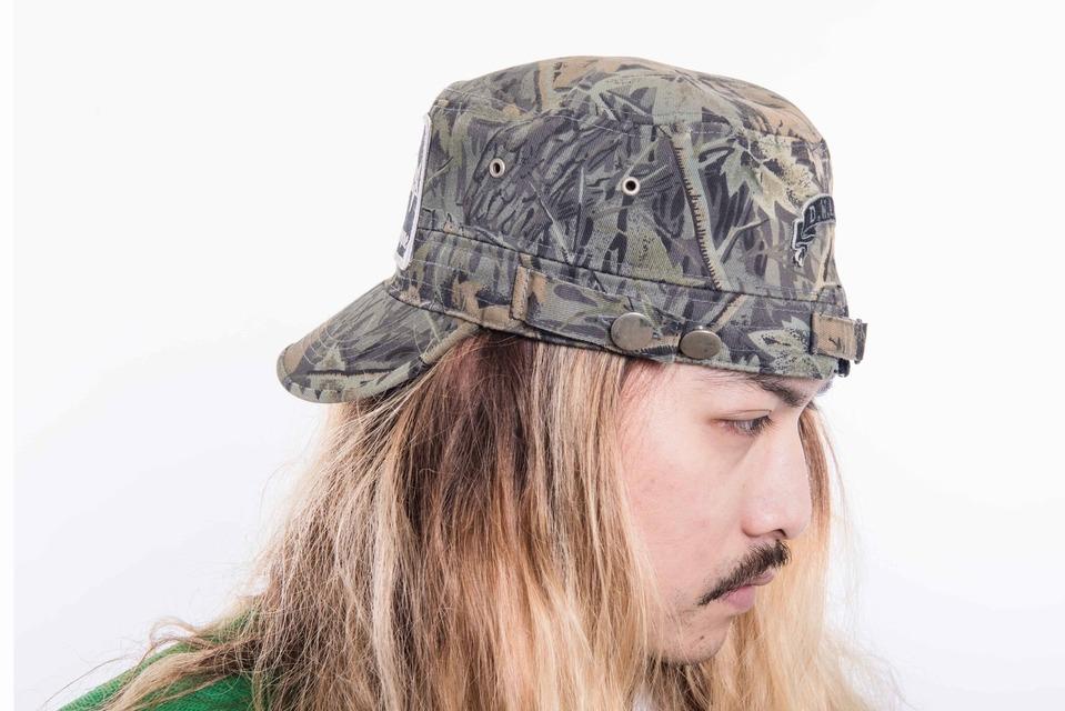 DWARP 的 帽子