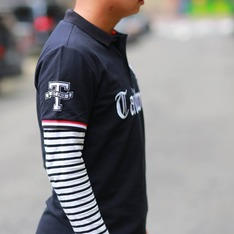 GIORDANO 的 GIORDANOPOLO衫