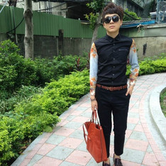 NO BRAND 的 OUTFIT