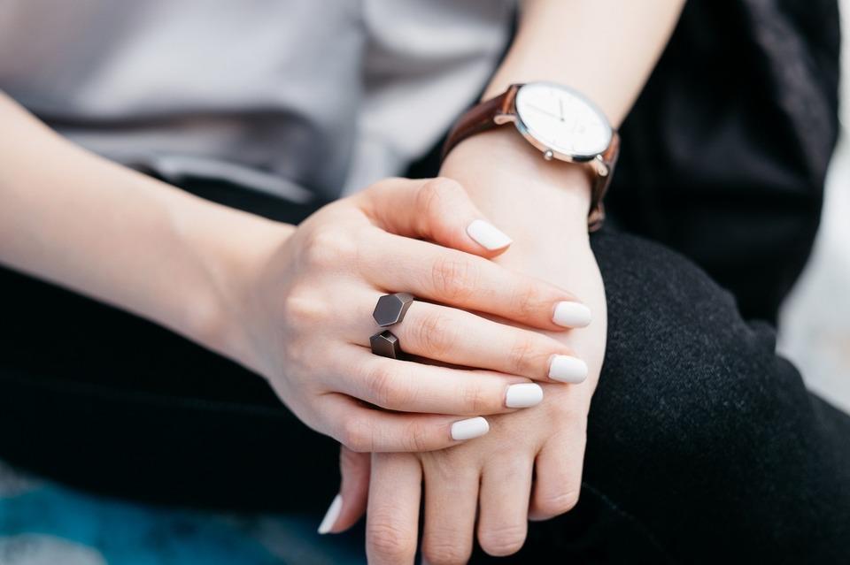 RECOVERY  的 戒指