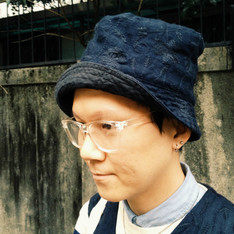 ENGINEERED GARMENTS 的 BUCKLE HAT
