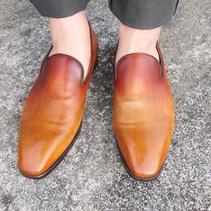GRAZIAT 的 樂福鞋
