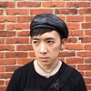 NEW YORK HAT 的 報童帽