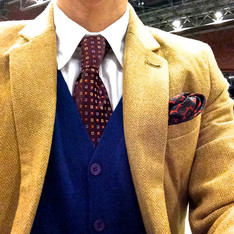 ERMENEGILDO ZEGNA 的 領帶