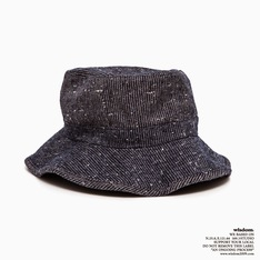 WISDOM® APPAREL 的 WISDOM® APPAREL 2014 AW COLLECTION | WOOLEN FISHERMAN HAT