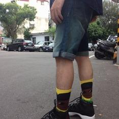 MR.SOCKS 的 襪子