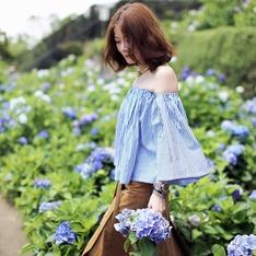 DRESS CODE 的 麂皮裙