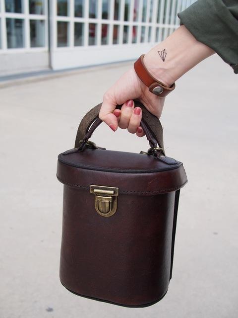 BEARA BEARA 的 真皮包包