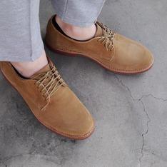 UNITED ARROWS 的 麂皮德比鞋