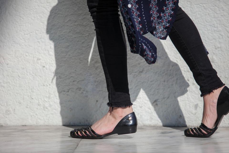 ZAXY 的 平底鞋