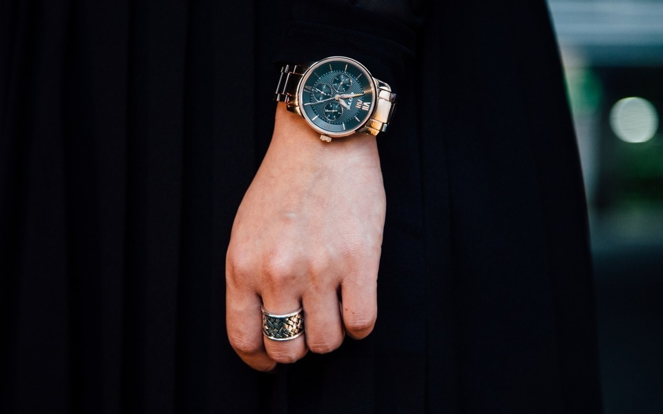 GOTO 的 EGO SERIES 腕錶