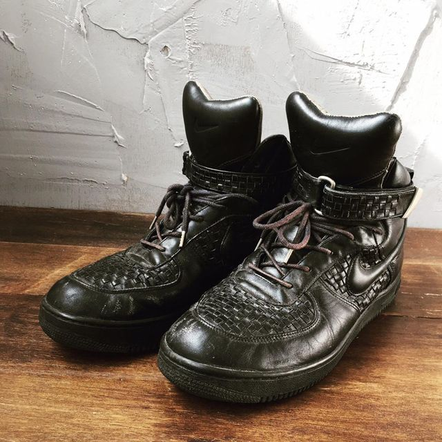 NIKE 的 球鞋 AIR FORCE 1 HIGH LUX