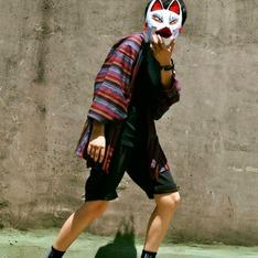 日本購入 的 狐狸面具
