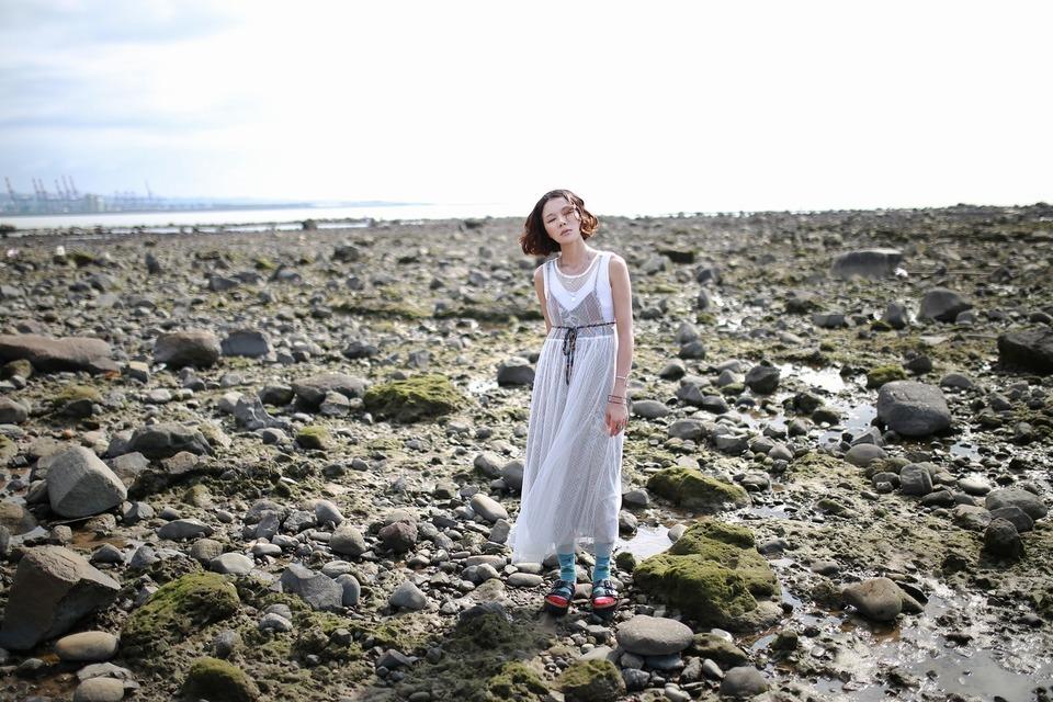 PARTYSU 的 印花洋裝
