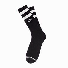 HUF 的 HUF 2 STRIPE CREW SOCK