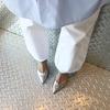 PAUL&ALICE 的 白色寬褲