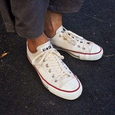 CONVERSE CHUCK TAYLOR ALLSTAR MADE IN JAPAN 的 日製復刻帆布鞋