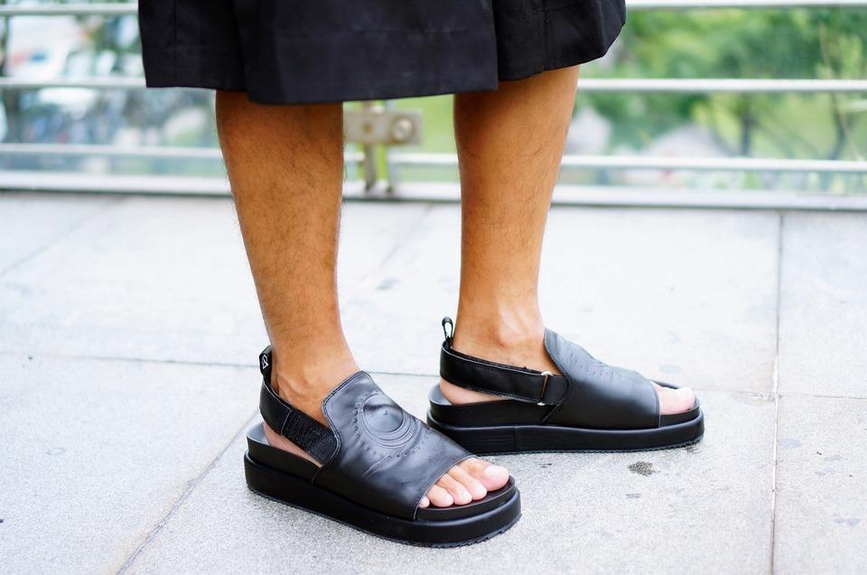 DEBRAND 的 涼鞋