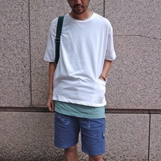 PLAIN-ME X  URBAN RESEARCH 的 TSHIRT