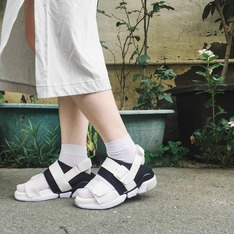 ORPHIC×CLANE 的 運動涼鞋