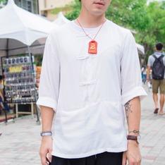 GOPUDO 的 對襟衫