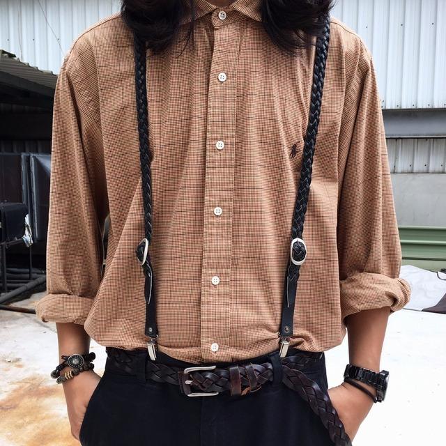 無品牌 的 編織吊帶