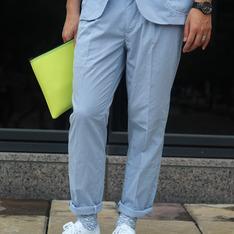UNIQLO 的 長褲