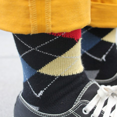 FRED PERRY 的 SOCKS