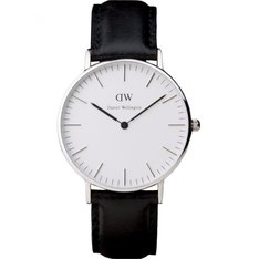 DANIEL WELLINGTON 的 CLASSIC SHEFFIELD 40MM