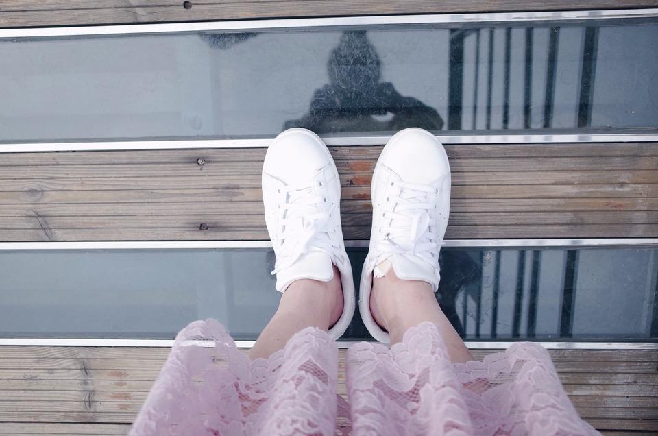 ADIDAS STAN SMITH 的 球鞋