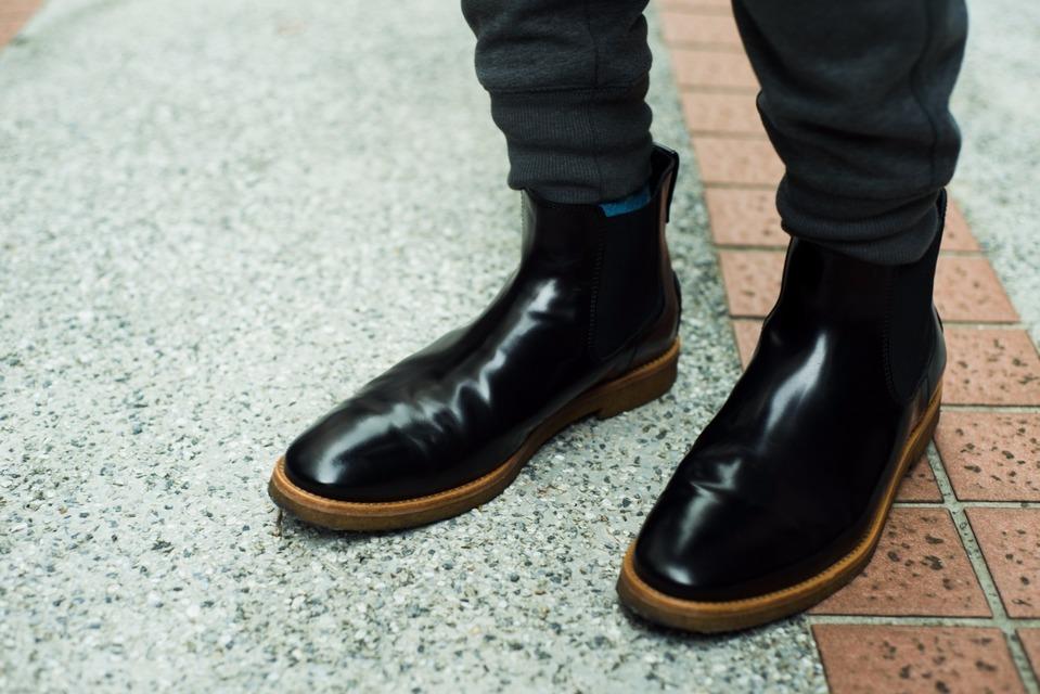 TOD'S 的 雀爾希靴
