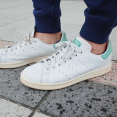 ADIDAS ORIGINAL STAN SMITH 的 復刻網球鞋