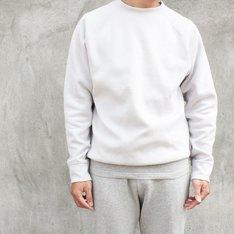 ENTROVERT 的 厚磅衛衣(淺灰)