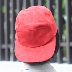 KAIXINCAP 的 五分割帽正面