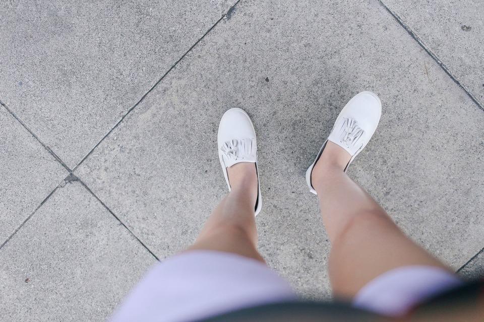 GRACE GIFT 的 流蘇樂福鞋