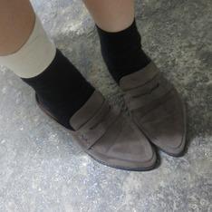 ORIENTAL TRAFFIC 的 尖頭涼鞋