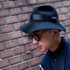 AZUL BY MOUSSY MENS 的 帽子