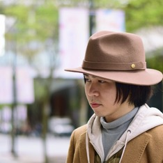 UNIQLO 的 羊毛紳士帽