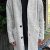MAP FASHION 的 寬版針織外套
