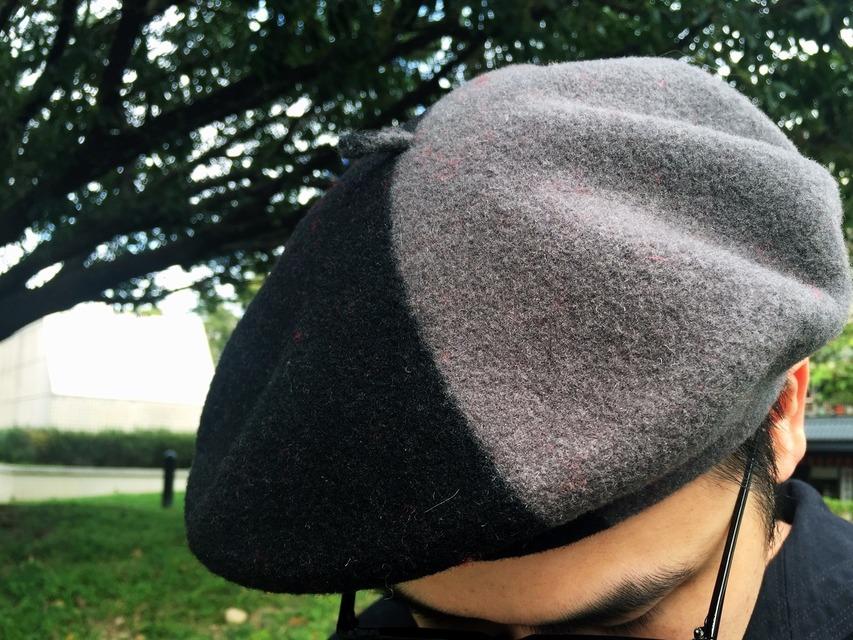 LE BéRET FRANçAIS 的 羊毛畫家帽