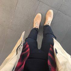 LIFE8 的 沙漠靴