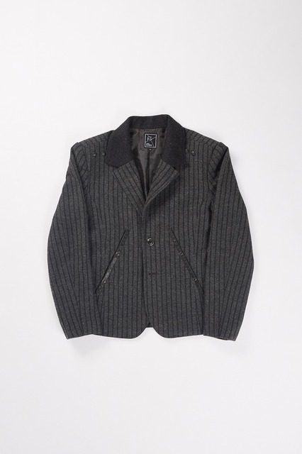 BACKBEAT 的 BLAZER LONG POCKET STYLE