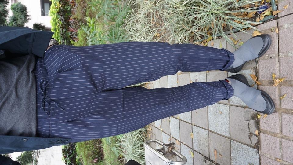 OASIS服飾 的 條紋鬆緊褲