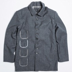 BACKBEAT 的 COVERALL JACKET 4 POCKETS STYLE