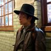 無 的 大帽沿紳士帽